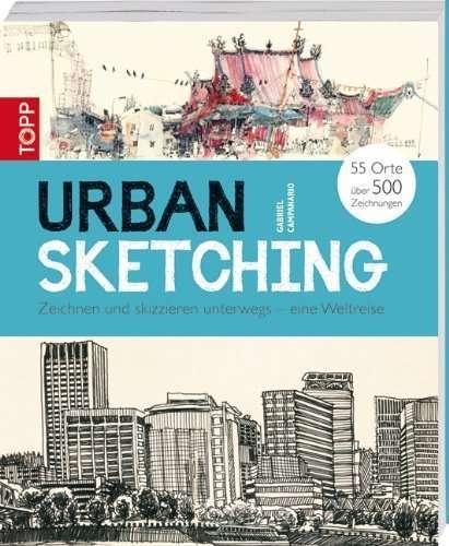 Urban Sketching Weltreise | © Architektur-studieren.info