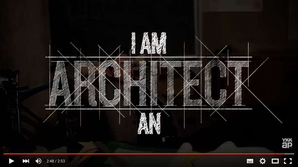I am an Architect [Video] | Architektur-studieren.info