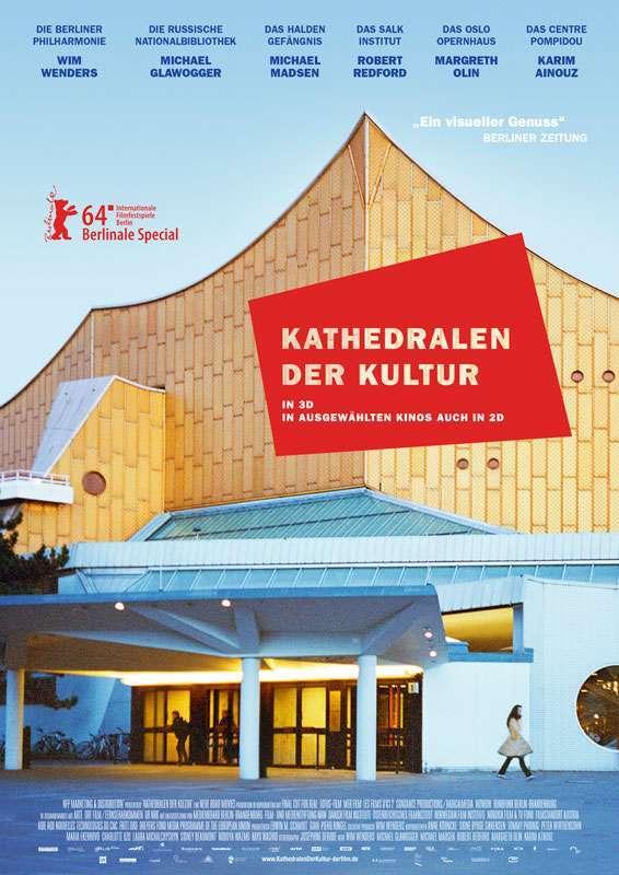Architekturfilm: Kathedralen der Kultur | © NFP