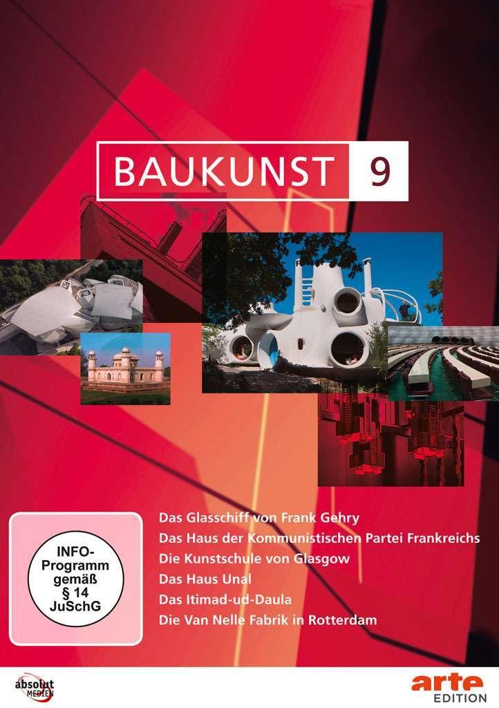 Architektur DVD's ARTE Baukunst | © ARTE/absolut Medien