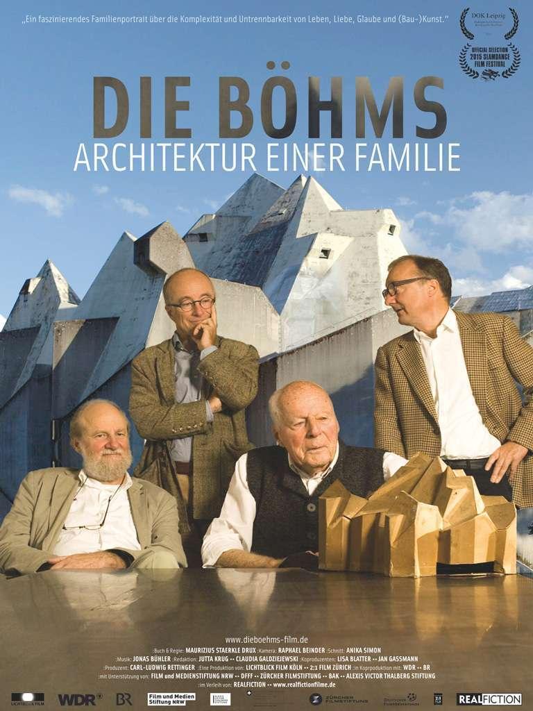 """Filmtipp: """"Die Böhms – Architektur einer Familie"""""""