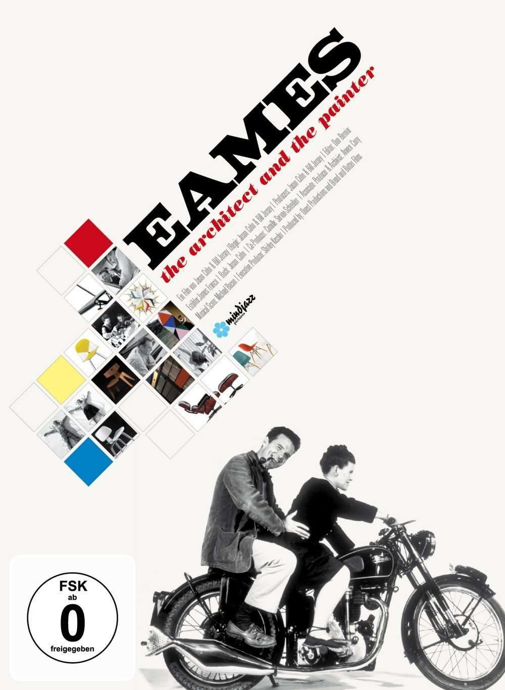 EAMES the architect and the painter | architektur-studieren.info