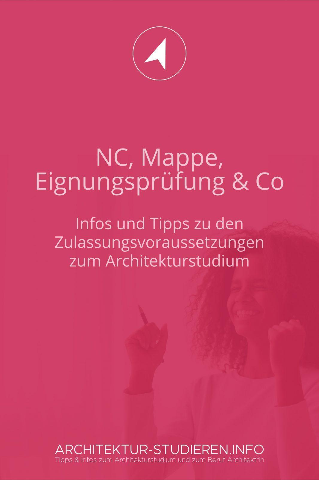 Bewerbung: Zulassungsvoraussetzungen und -Beschränkungen zum Architekturstudium | © Anett Ring, Architektur-studieren.info