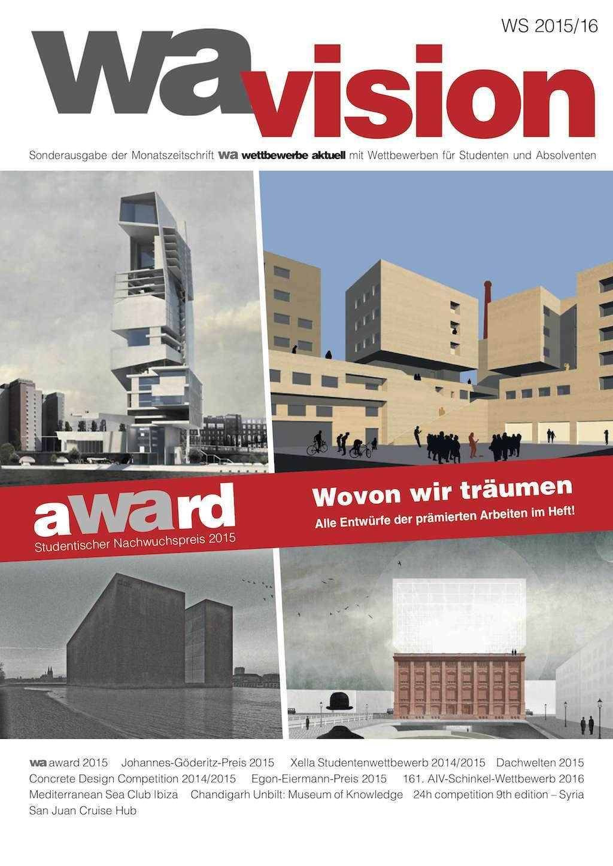 Interview in wa vision architektur for Architektur studieren info