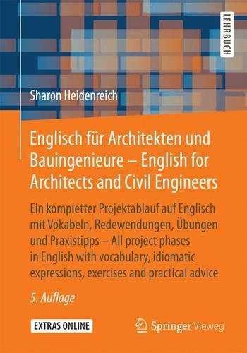 Sharon Heidenreich: Englisch für Architekten und Bauingenieure