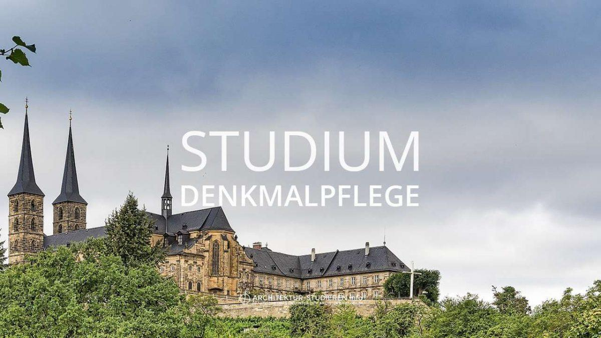 Studium in Denkmalpflege | © Anett Ring, Architektur-studieren.info