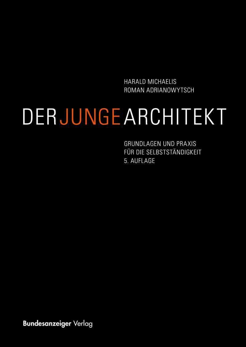 Der junge Architekt | © Bundesanzeiger Verlag