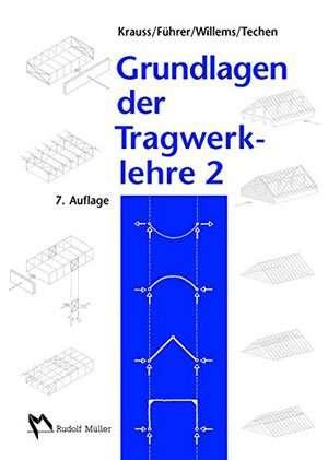 Grundlagen der Tragwerkslehre 2 | © Rudolf Müller Verlag
