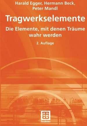 Tragwerkselemente | © Teubner Verlag