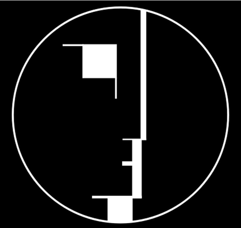 Bauhaus Logo | Architektur-studieren.info