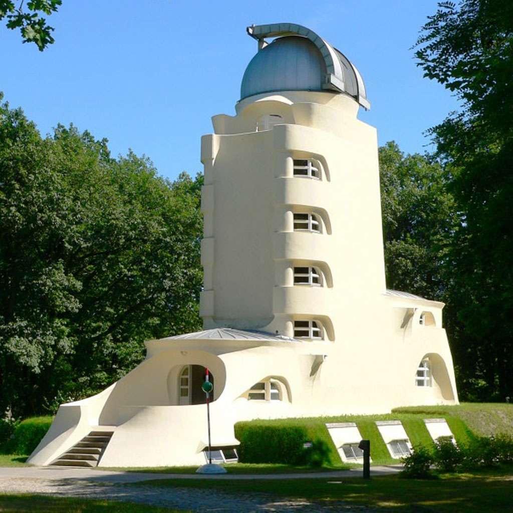 Einsteinturm Potsdam | Architektur-studieren.info