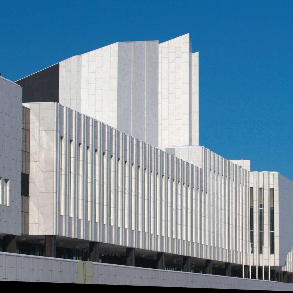 Finlandia-Halle | Architektur-studieren.info