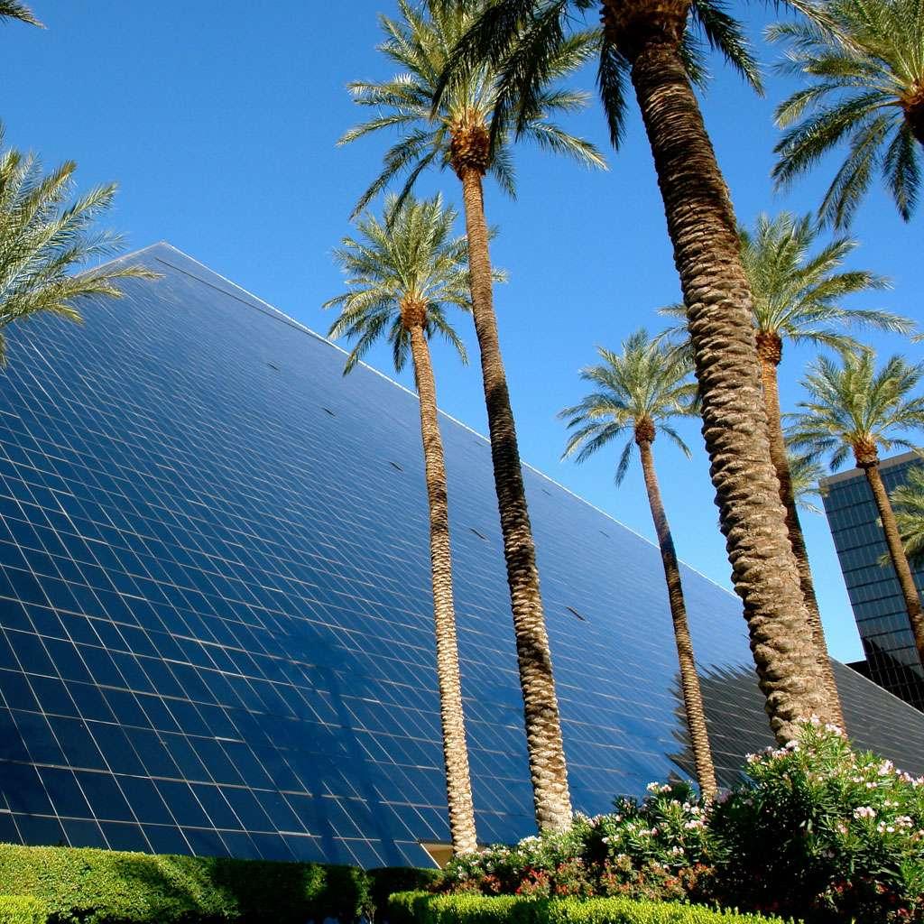 Pyramide des Luxor-Hotels in Las Vegas | Architektur-studieren.info