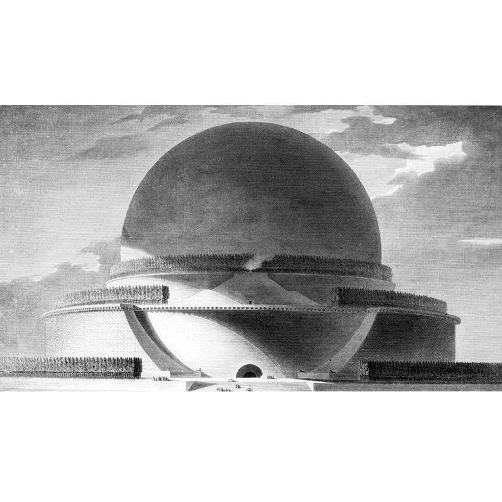 Kenotaph für Isaac Newton | Architektur-studieren.info