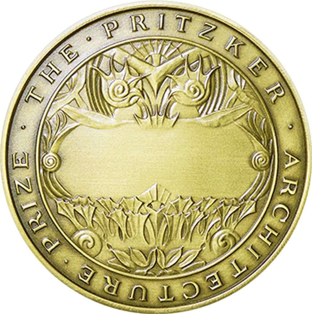 Pritzker Preis Medaille | Architektur-studieren.info
