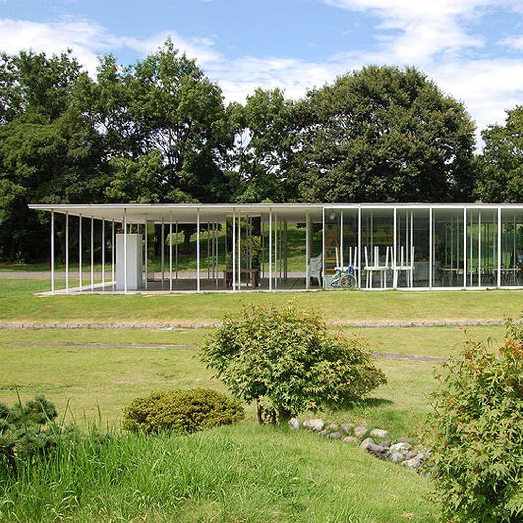 Koga Park Café der Architekten SANAA | Architektur-studieren.info