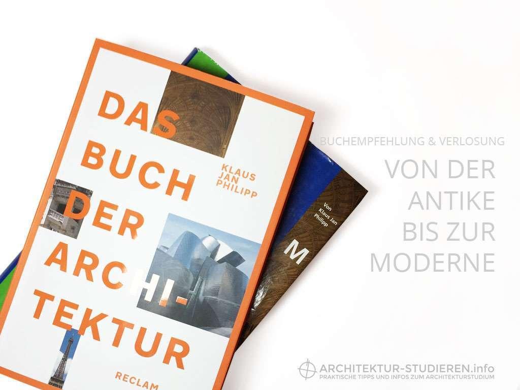 Buchtipp das buch der architektur architektur for Architektur studieren info