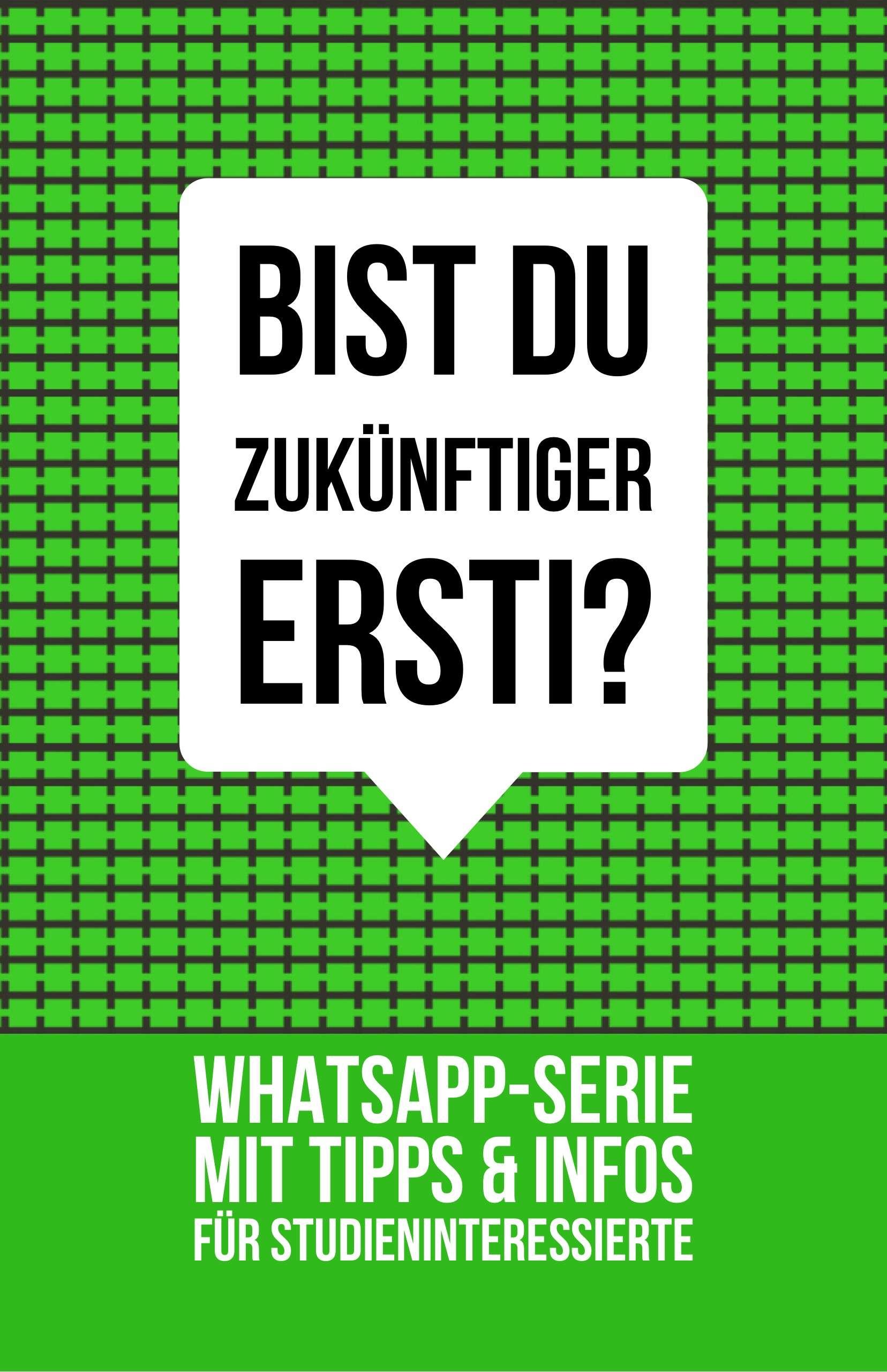 WhatsApp-Serie Für Zukünftige Erstis