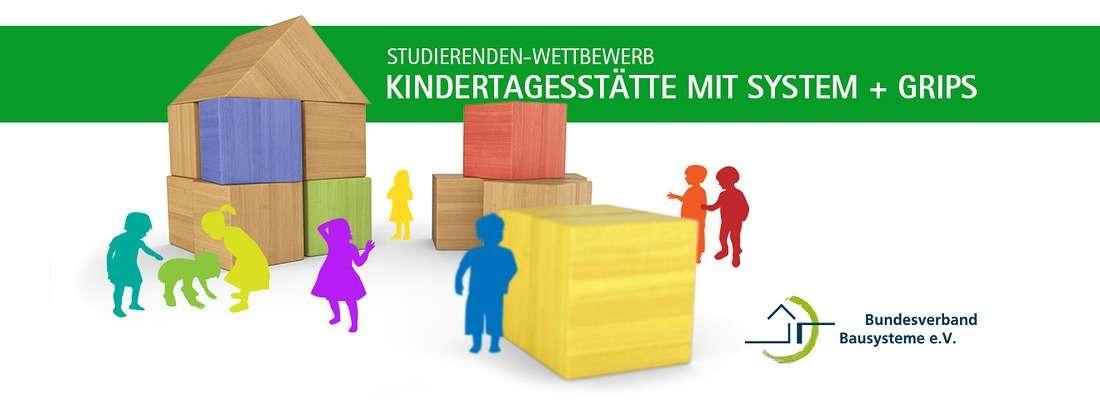 Wettbewerb für Studierende | © Bundesverband Bausysteme e.V.