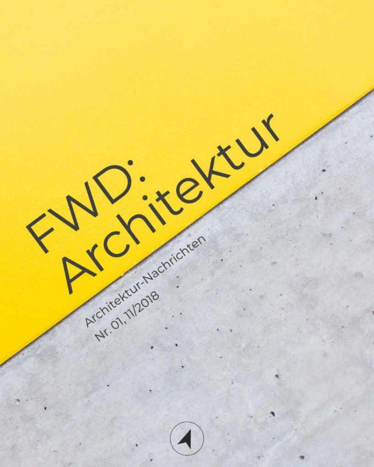 Fwd architektur nachrichten fwdarchitektur for Berlin architektur studieren