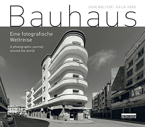 Bauhaus. Eine fotografische Weltreise | © be.bra-Verlag, vorgestellt auf Architektur-studieren.info