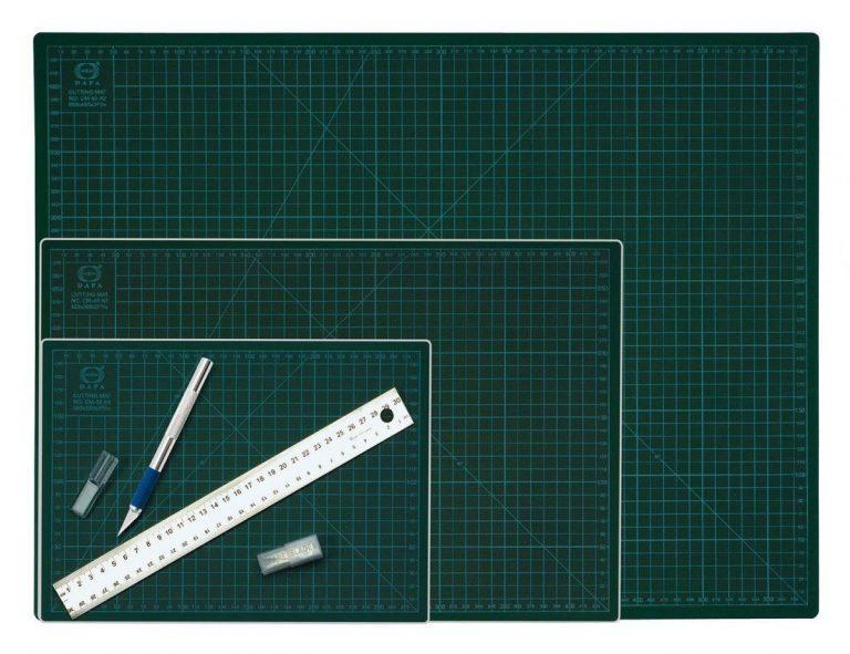 Tipp: Schneidematte für den Modellbau im Architekturstudium | Werkzeuge | Architektur-studieren.info