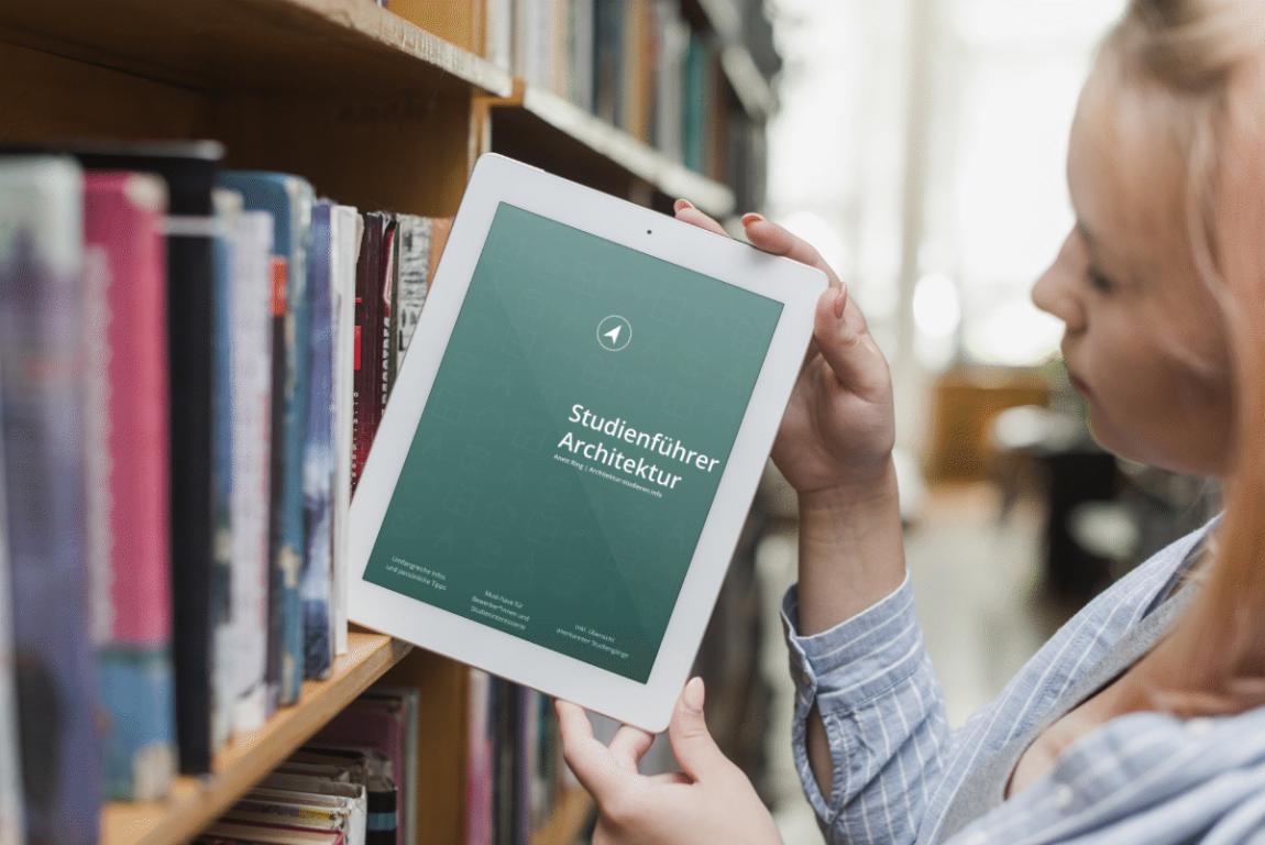 Buchempfehlung: Studienführer Architektur | © Anett Ring, Architektur-studieren.info