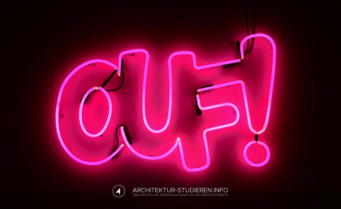 Über meine erste Woche im Architekturstudium. | Architektur-studieren.info