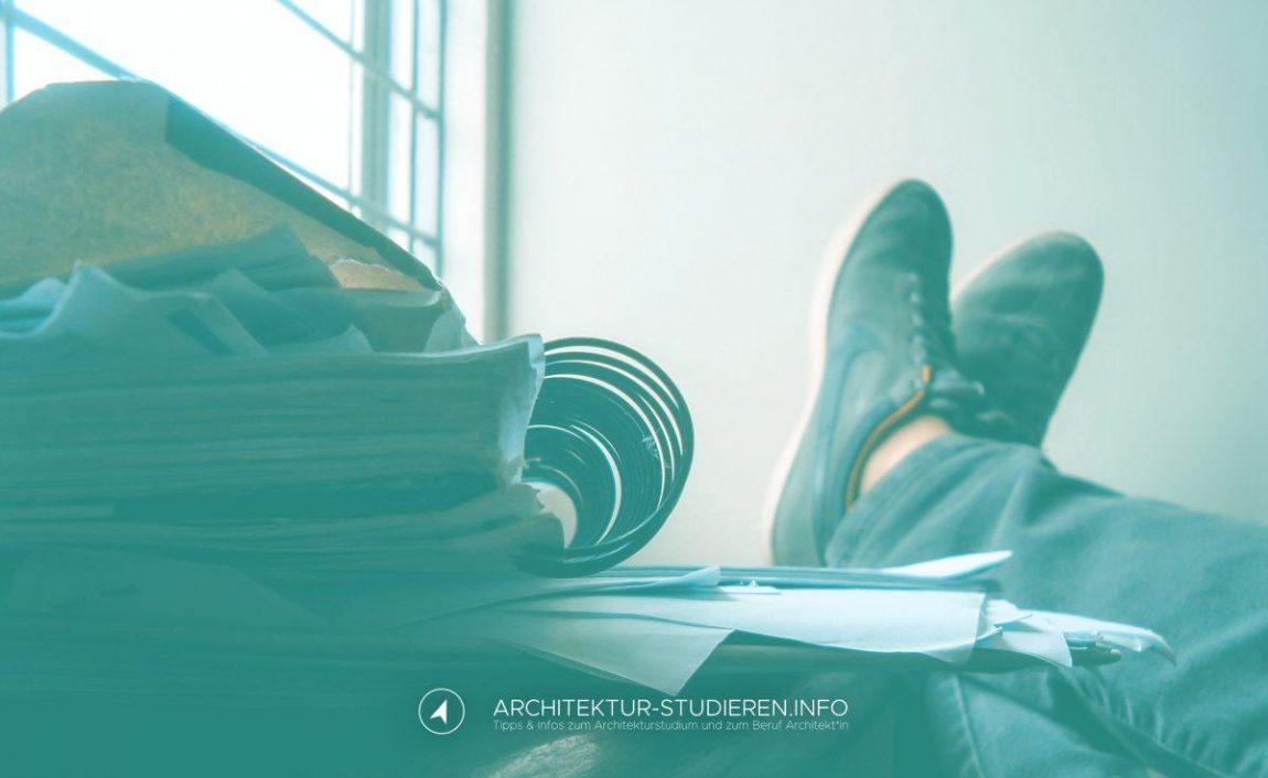Frei bzw. Urlaub nehmen im Studium | Architektur-studieren.info