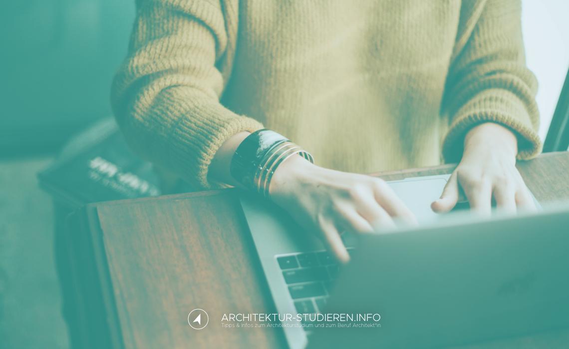 Braucht man einen Laptop im 1. Semester im Architekturstudium? | Architektur-studieren.info