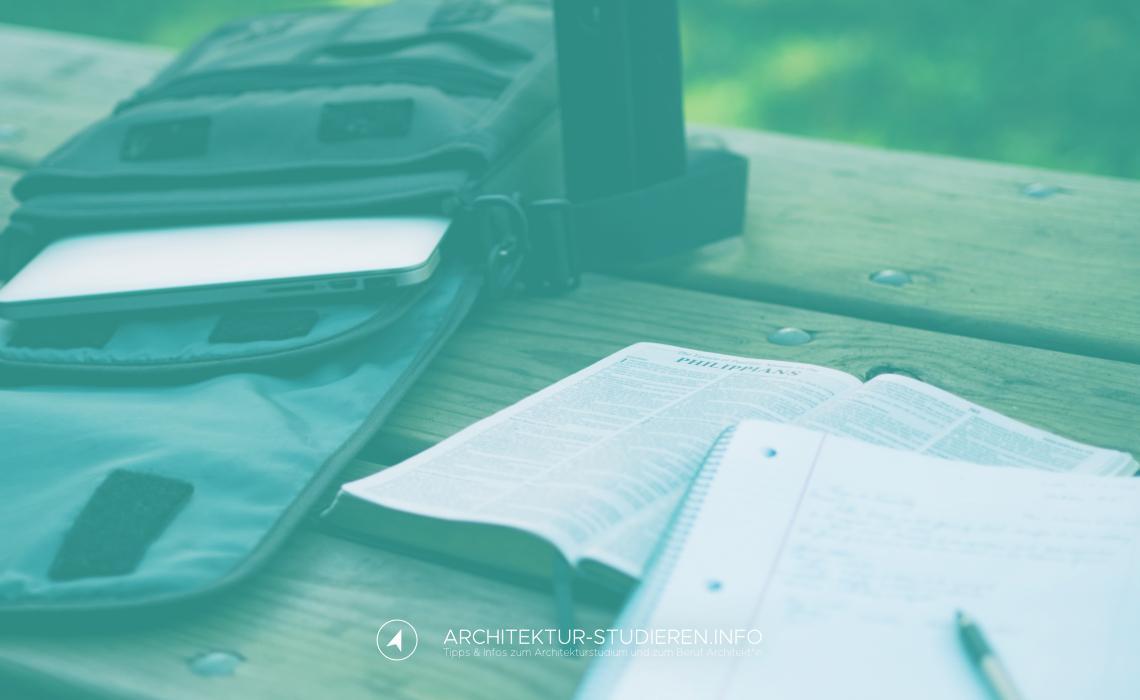 Ordner, Hefte oder digitale Mitschriften im Architekturstudium? | Architektur-studieren.info