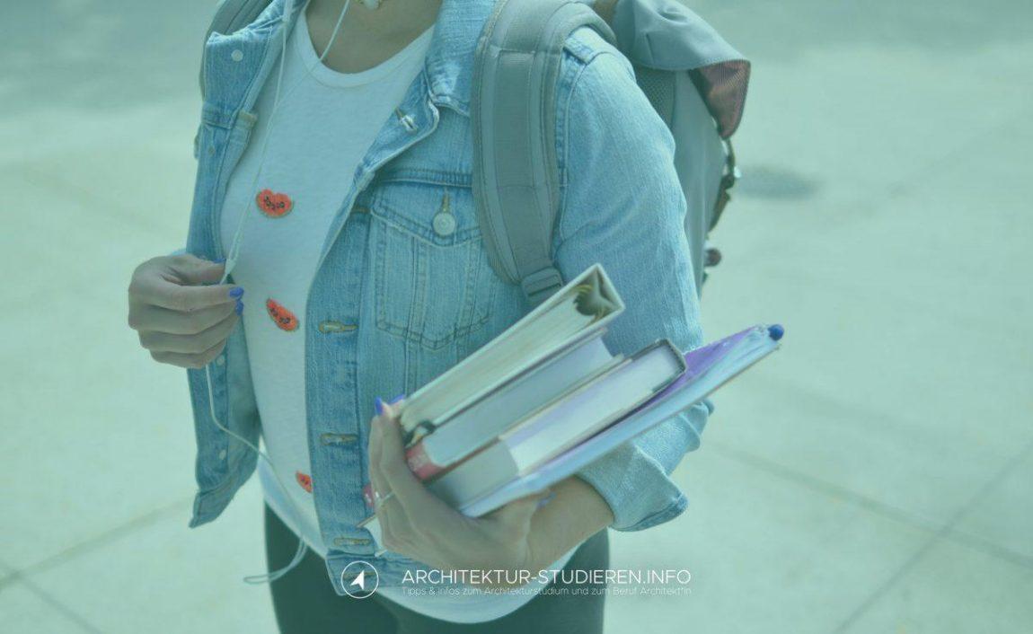 Über Fachbücher und Lehrbücher, die du im Architekturstudium benötigst. Und woher du sie bekommst. | Architektur-studieren.info