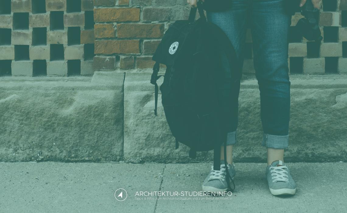Fragerunde Studienbeginn: Was ist im Studium anders als in der Schule? | Architektur-studieren.info