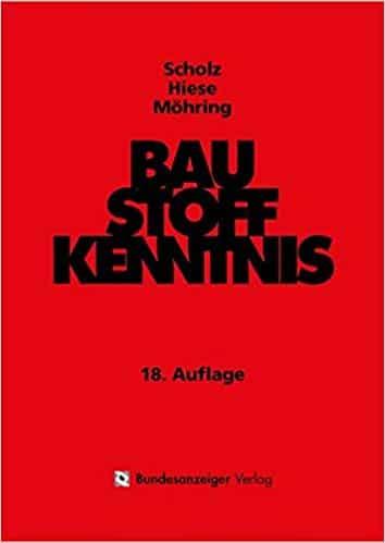 Baustoffkenntnis | © Bundesanzeiger Verlag, vorgestellt auf Architektur-studieren.de