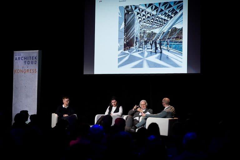 Heinze ArchitekTOUR Kongress Generationentalk | vorgestellt auf Architektur-studieren.info; © Marcus Jakobs