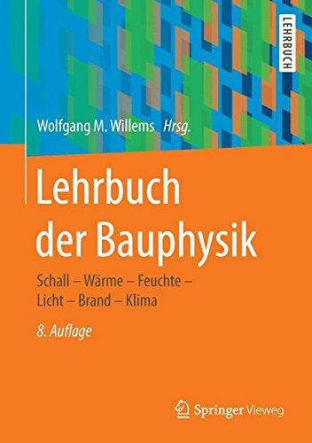 Lehrbuch der Bauphysik | © Springer Vieweg Verlag, vorgestellt auf Architektur-studieren.de