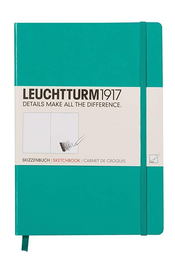 Leuchtturm 1917 – Skizzenbuch fürs Architekturstudium? | © Architektur-studieren.info
