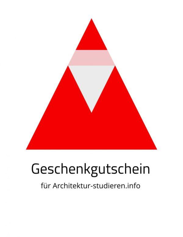 Geschenk für einen Architektur-Student gesucht? Schau dir den Studienführer Architektur auf Architektur-studieren.info an.