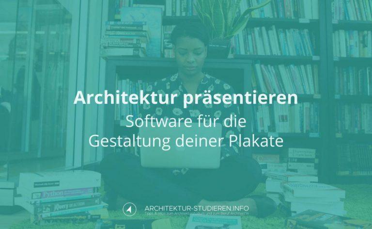 Architektur präsentieren: Software für die Gestaltung deiner Präsentationspläne