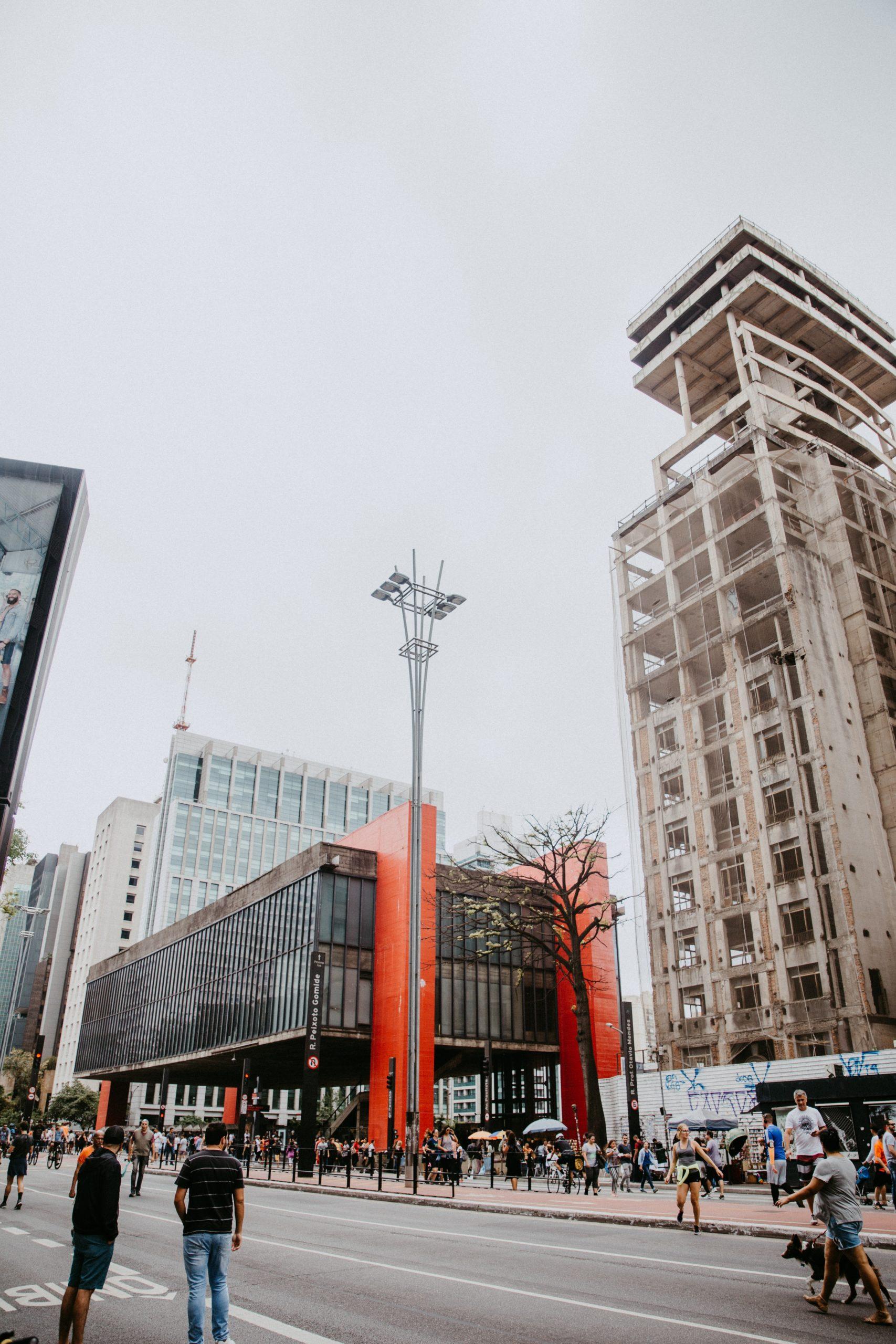 Architektinnen-Quiz: Kunstmuseum in Sao Paolo | Architektur-studieren.info