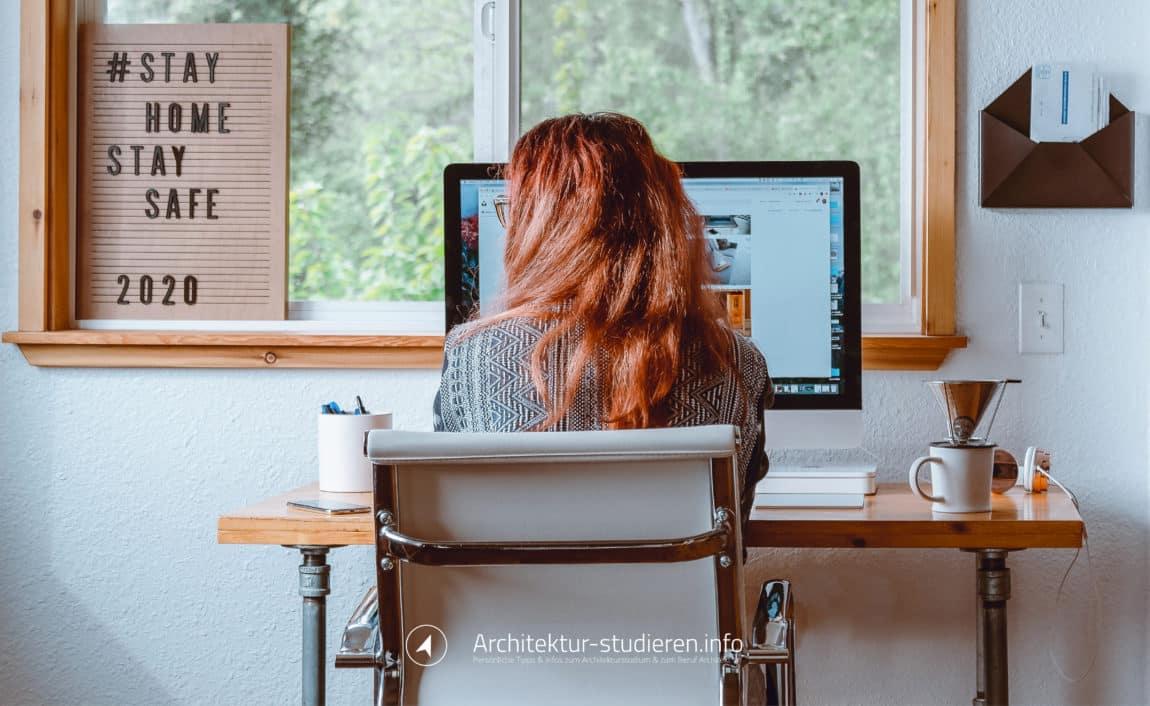 Tipps für ein erfolgreiches Architekturstudium und erfolgreiches Online-Semester | Anett Ring, Architektur-studieren.info