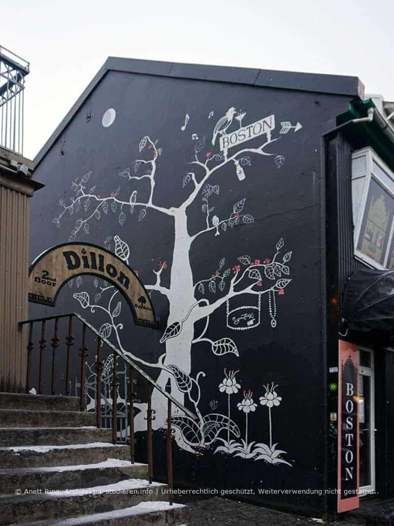 Street-Art in Reykjavík | © Anett Ring, Architektur-studieren.info und Stadtsatz.de [Urheberrechtlich geschütztes Werk. Weiterverwendung nicht gestattet.]