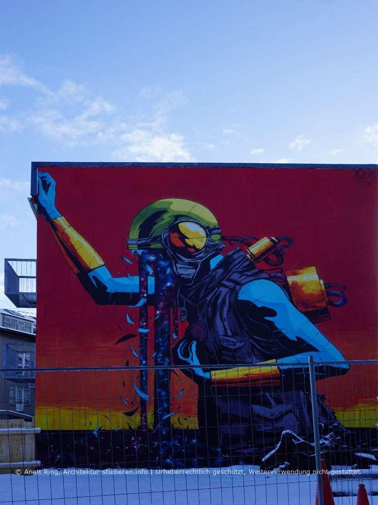 Street-Art in Reykjavík von DEIH-XLF | © Anett Ring, Architektur-studieren.info und Stadtsatz.de [Urheberrechtlich geschütztes Werk. Weiterverwendung nicht gestattet.]