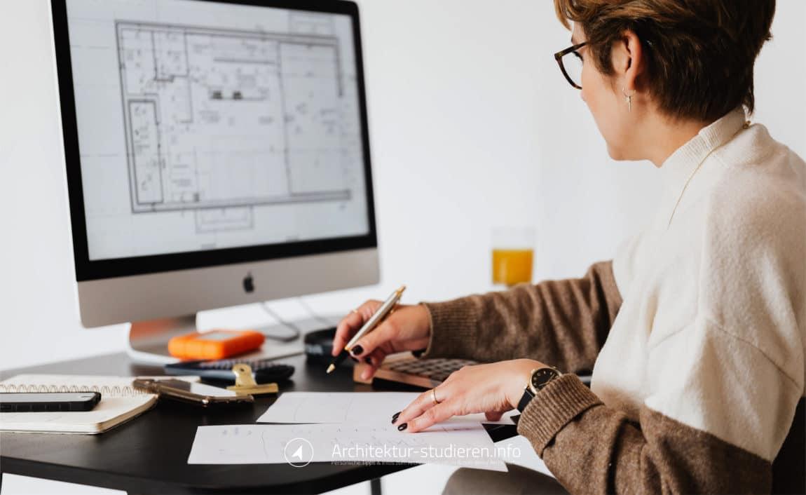 Architekt*in Voraussetzungen Architekturstudium | Zuverlässige Informationen zum Architekturstudium und zum Beruf Architekt*in | © Anett Ring, Architektur-studieren.info