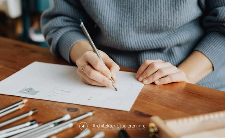 Bewerbung Architekturstudium: Diese Informationen musst du über die Mappe wissen | Anett Ring, Architektur-studieren.info