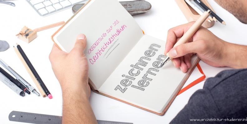 vorbereitung auf das architekturstudium: zeichnen lernen, Innenarchitektur ideen